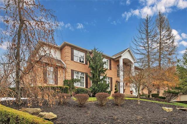 1213 Twelve Oaks Ct, Murrysville, PA 15668 (MLS #1436086) :: Dave Tumpa Team
