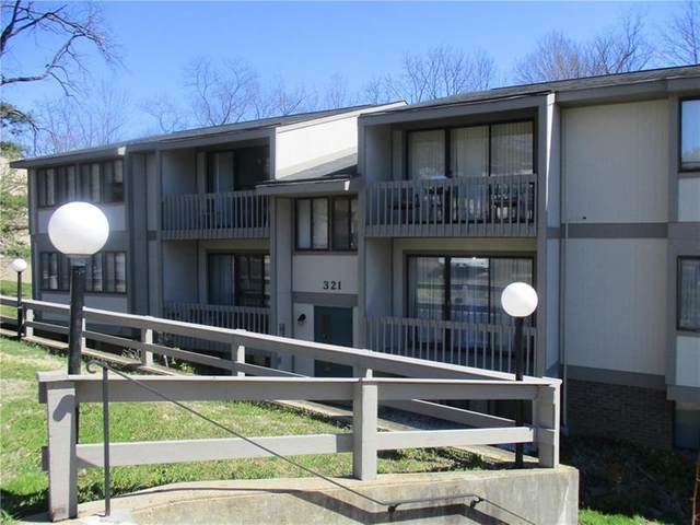 321 Ridge Point 12-B, South Fayette, PA 15017 (MLS #1436246) :: Broadview Realty