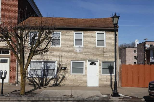 218 3rd St, California, PA 15419 (MLS #1436327) :: Dave Tumpa Team
