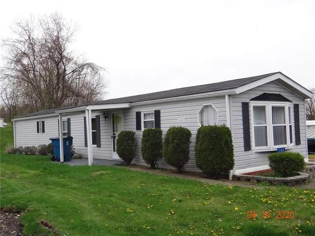 107 Hawthorne Ct, Delmont, PA 15626 (MLS #1438298) :: Dave Tumpa Team