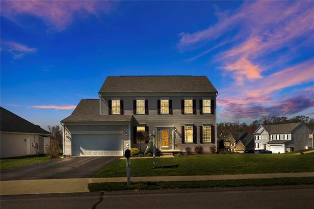 249 Dupont Drive, North Fayette, PA 15057 (MLS #1439269) :: Dave Tumpa Team