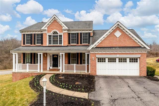 101 Springhill Dr, North Fayette, PA 15071 (MLS #1440012) :: Dave Tumpa Team
