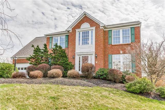 5101 Forest Ridge Drive, South Fayette, PA 15057 (MLS #1440257) :: Dave Tumpa Team