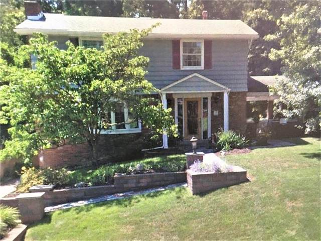 179 Glenhurst Drive, Penn Hills, PA 15147 (MLS #1440817) :: Dave Tumpa Team