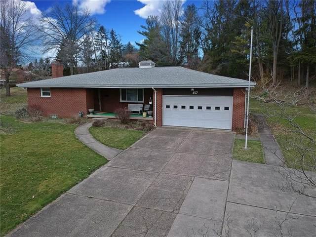 457 Horning Road, Bethel Park, PA 15236 (MLS #1440885) :: Dave Tumpa Team