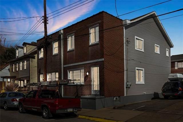 136 22nd Street, Sharpsburg, PA 15215 (MLS #1441429) :: Broadview Realty