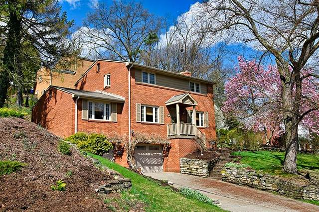 4 Allendale Place, Mt. Lebanon, PA 15228 (MLS #1441521) :: RE/MAX Real Estate Solutions
