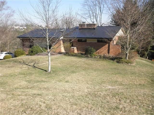 135 Pleasantview Dr, Peters Twp, PA 15317 (MLS #1441584) :: Dave Tumpa Team