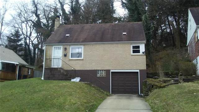 3020 Blackridge Ave, Penn Hills, PA 15235 (MLS #1441705) :: Dave Tumpa Team