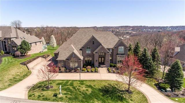 237 Lakeview Dr, Moon/Crescent Twp, PA 15108 (MLS #1442048) :: Dave Tumpa Team