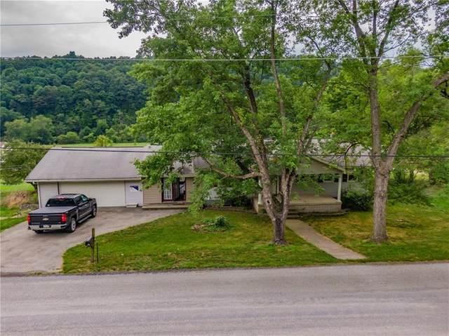 2081 Blue Spruce Rd, Washington/Creekside, PA 15701 (MLS #1442225) :: Dave Tumpa Team