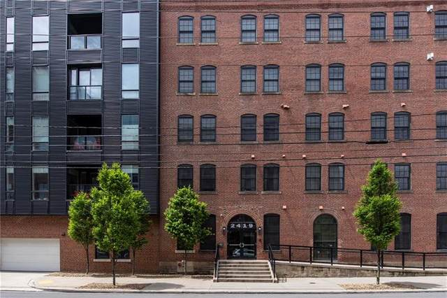 2419 Smallman Street #302, Downtown Pgh, PA 15222 (MLS #1445340) :: RE/MAX Real Estate Solutions