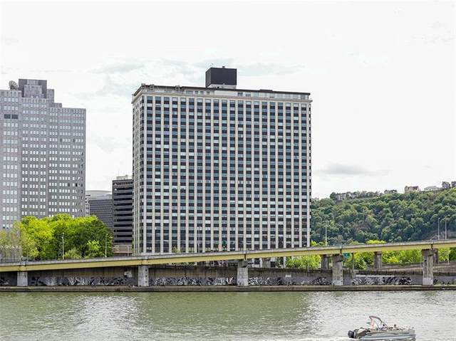320 Fort Duquesne Blvd 14K, Downtown Pgh, PA 15222 (MLS #1445368) :: Dave Tumpa Team