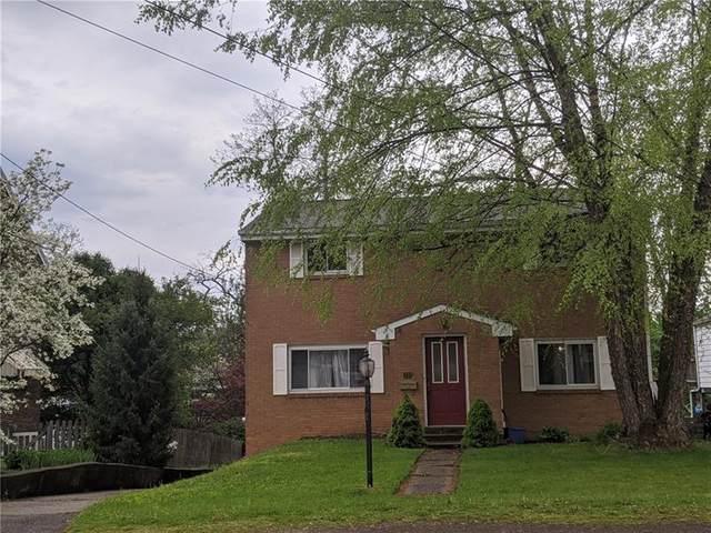 211 Ingram, Ingram, PA 15205 (MLS #1445682) :: RE/MAX Real Estate Solutions
