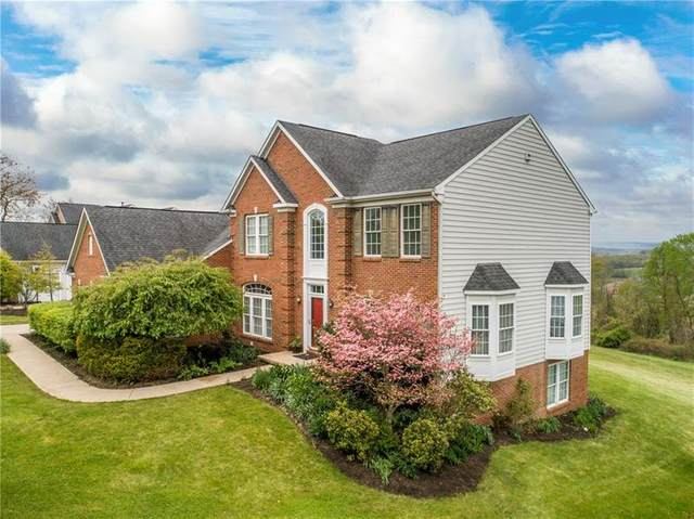 756 Hickory Grade Road, South Fayette, PA 15017 (MLS #1445758) :: Dave Tumpa Team