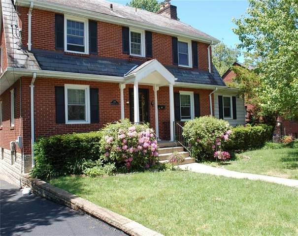 719 Washington Drive, Ross Twp, PA 15229 (MLS #1446098) :: RE/MAX Real Estate Solutions