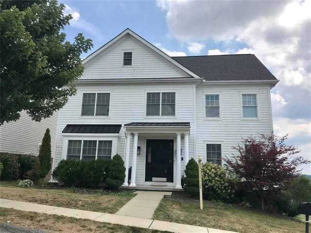 1206 Newbury Highland, South Fayette, PA 15017 (MLS #1446332) :: Dave Tumpa Team