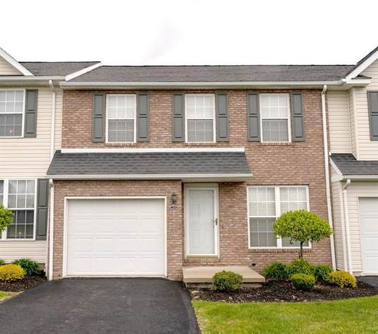 127 Oak St D, Ellwood City - Bea, PA 16117 (MLS #1446784) :: Broadview Realty