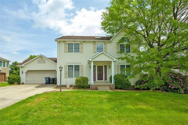 4 Highview Circle, Penn Twp - Wml, PA 15636 (MLS #1446970) :: Broadview Realty