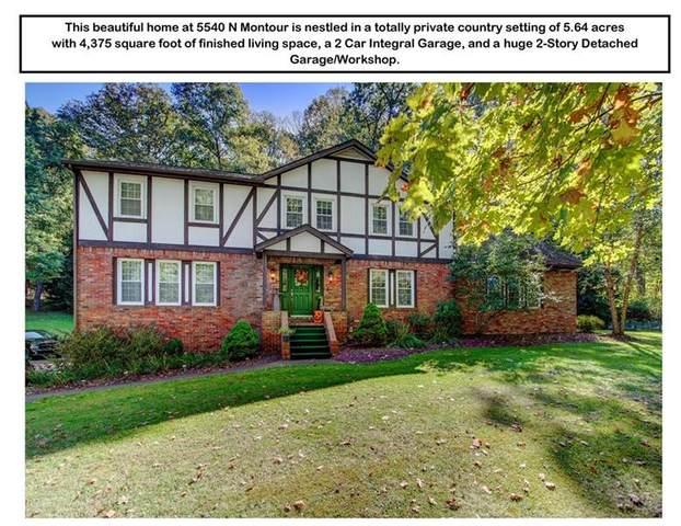 5540 N Montour, Richland, PA 15044 (MLS #1446988) :: Broadview Realty