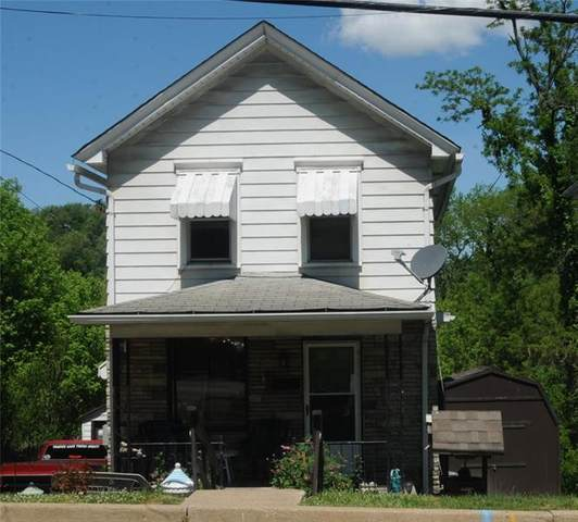 407 N 4th St, Jeannette, PA 15644 (MLS #1447359) :: Dave Tumpa Team