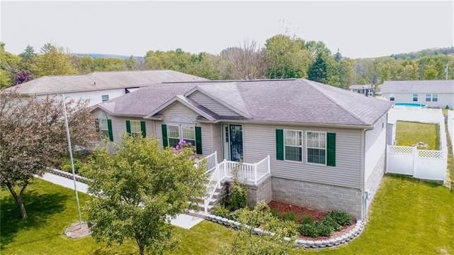 116 Colonial Lane, Uniontown, PA 15401 (MLS #1447400) :: Broadview Realty