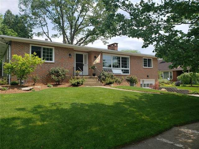 449 S 3rd St, Indiana Boro - Ind, PA 15701 (MLS #1449341) :: Dave Tumpa Team