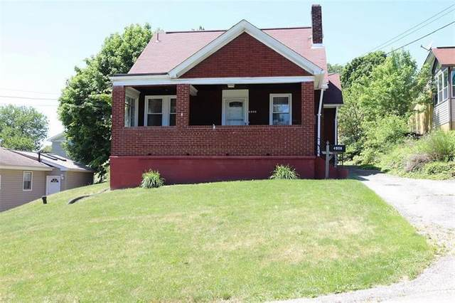 4908 Lougean Ave, Lincoln Place, PA 15207 (MLS #1450030) :: Broadview Realty