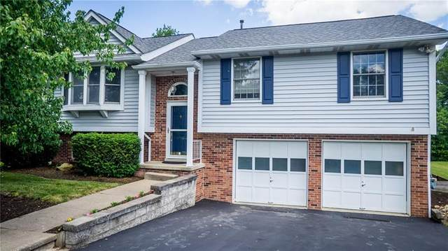 110 Whitney Dr, Cranberry Twp, PA 16066 (MLS #1451568) :: Dave Tumpa Team
