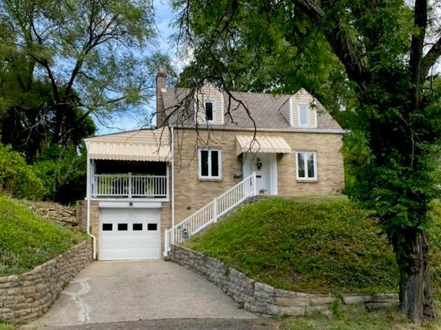 615 Kelso Rd, Mt. Lebanon, PA 15243 (MLS #1452271) :: RE/MAX Real Estate Solutions