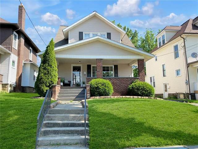 311 E Winter Ave, New Castle/2Nd, PA 16101 (MLS #1452452) :: Dave Tumpa Team