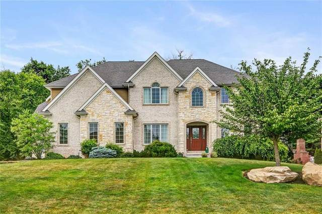 1617 English Oak Ct, Franklin Park, PA 15090 (MLS #1452578) :: Dave Tumpa Team