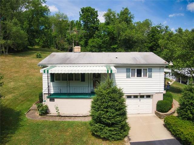 661 Pinkerton Run Rd, North Fayette, PA 15071 (MLS #1454355) :: RE/MAX Real Estate Solutions