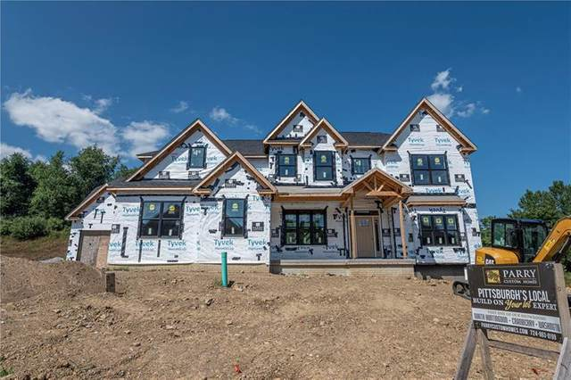 102 Grindstone Place, Cranberry Twp, PA 16066 (MLS #1454641) :: Dave Tumpa Team