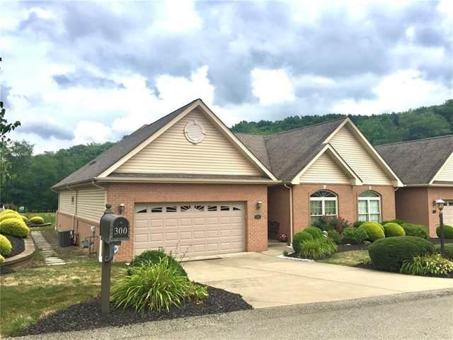 300 Brick Ridge Lane, Canton Twp, PA 15301 (MLS #1454760) :: Broadview Realty