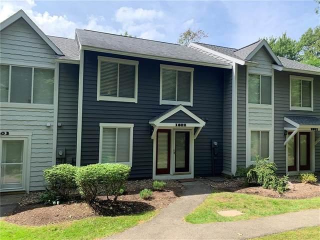 1802 Eagles Ridge Court, Hidden Valley, PA 15502 (MLS #1455313) :: Broadview Realty