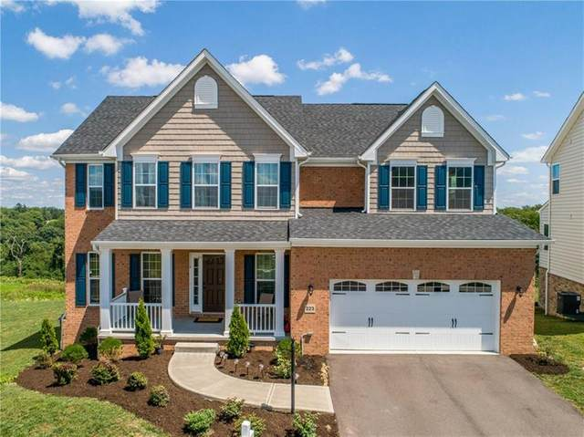 223 Oakmont Dr, Ross Twp, PA 15229 (MLS #1457570) :: RE/MAX Real Estate Solutions