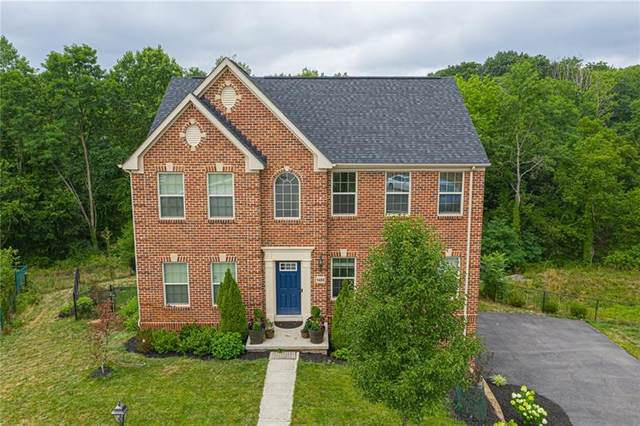 1485 Jameson Ct, Mccandless, PA 15101 (MLS #1457848) :: Dave Tumpa Team