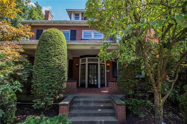 5820 Aylesboro Avenue, Squirrel Hill, PA 15217 (MLS #1458291) :: RE/MAX Real Estate Solutions