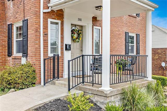301 Birch Ave, Mt. Lebanon, PA 15228 (MLS #1459512) :: RE/MAX Real Estate Solutions