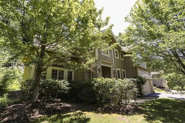 274 Deer Ridge Lane #6, Seven Springs Resort, PA 15622 (MLS #1459655) :: Broadview Realty