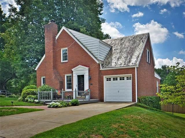 124 Elizabeth Drive, Penn Hills, PA 15235 (MLS #1459977) :: RE/MAX Real Estate Solutions