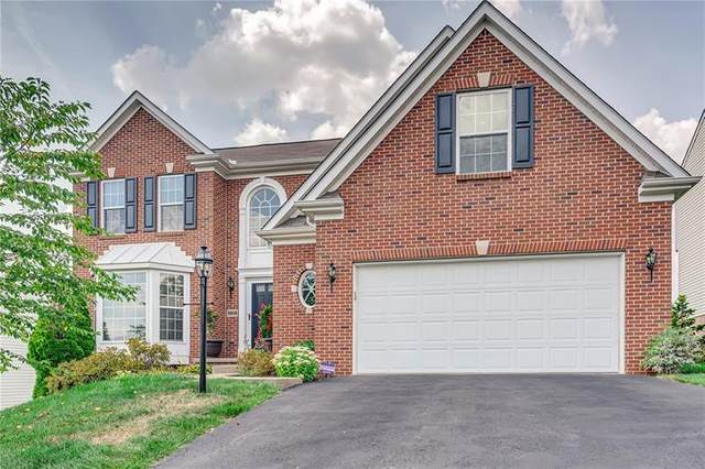 5838 Windsor Court, South Fayette, PA 15057 (MLS #1460795) :: RE/MAX Real Estate Solutions