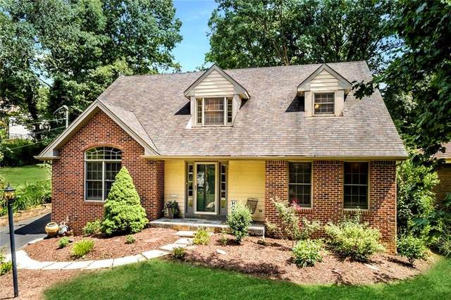 31 Brucewood Drive, Mt. Lebanon, PA 15228 (MLS #1460827) :: RE/MAX Real Estate Solutions