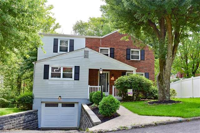 5 Beech Street, City Of Greensburg, PA 15601 (MLS #1461090) :: RE/MAX Real Estate Solutions