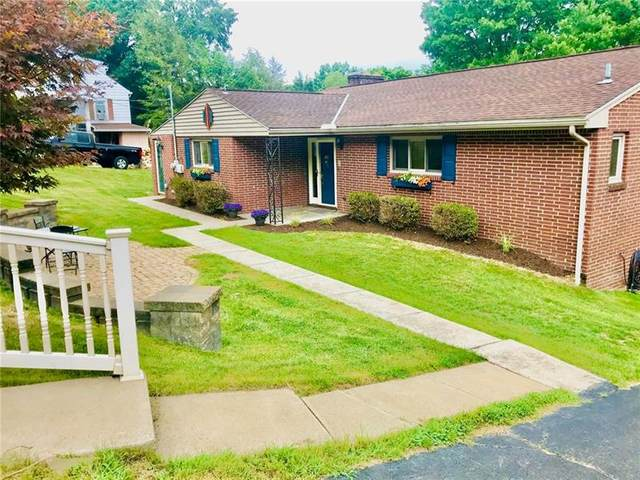 150 Sunset Dr, Wilkins Twp, PA 15235 (MLS #1464252) :: The SAYHAY Team