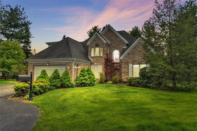 36 Pond Court S., South Fayette, PA 15017 (MLS #1465329) :: Broadview Realty