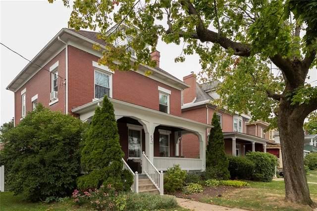 524 Ridgeway Street, City Of Greensburg, PA 15601 (MLS #1465548) :: RE/MAX Real Estate Solutions