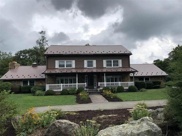 618 Samuels Rd, Somerset Twp, PA 15501 (MLS #1467097) :: Broadview Realty