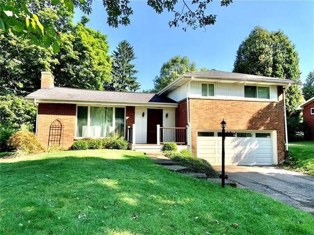 121 Oak Hill Manor, Penn Twp - But, PA 16002 (MLS #1467268) :: Dave Tumpa Team